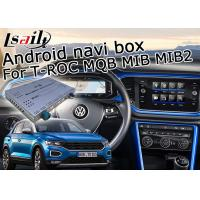 Buy cheap Volkswagen T - ROC Android Auto Interface , Car Video Interface With 360 from wholesalers