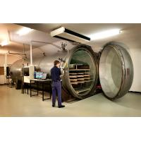 Best Rubber Vulcanized  Autoclave With Safety Interlock , PLC Control,and is of high temperature and low pressure wholesale