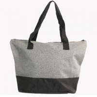 China Large Capacity Washable Polyester Womens Tote Bags on sale
