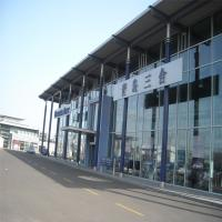 Best Steel Structures 4s Car Shop building with Nice Design and large space wholesale