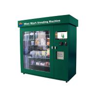 Best High Capacity Network Vending Machine , Banknote Acceptor and Credit Card Reader wholesale