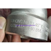 Best Precision Forged Steel Fittings Carbon Steel Fittings 3000# / 6000# Pressure wholesale