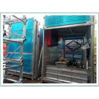 Best Personnel and materials hoist 0-34m/min mid speed wholesale