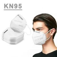 Best Anti Droplet KN95 Face Mask , Adult Disposable Dust Respirator With CE FDA Apprvoal wholesale
