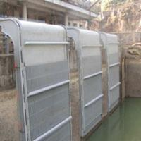 Best Tilting trash rack for river and lake water cleaness wholesale