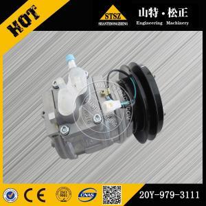 20Y-979-3111 20Y-979-3110 compressor komatsu parts