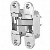 Best 3D adjustable conceal hinge, ideal for wooden doors wholesale