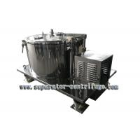 Best Model PPTD Top Discharging Basket Centrifuge for Ground Plant Washing with Alcohol wholesale