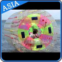 Best Nice TPU Inflatable Multi-colors Aqua Roller for Summer Water Pool wholesale