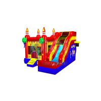 Best Party Inflatable Jumper 6 in 1 Inflatable Combo wholesale
