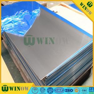 Best 5083 H321 Marine Grade Aluminum Sheet , Aluminium Plain Sheet For Construction wholesale