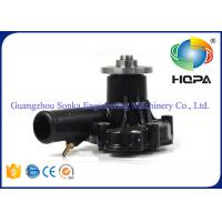 Best R60-7 Engine 4TNV94L Hyundai Water Pump With Casting Iron Materials , Standard Size wholesale