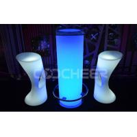 China Lithium Rechargeable Battery illuminated led furniture for KTV wholesale