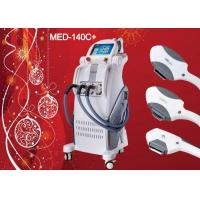 Best 3 Hand Pieces IPL / Intense Pulsed Light Beauty Machine with Close Water Circulation wholesale