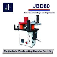 Best JBD80 PVC Handheld Portable Manual curved and straight Edge Bander wholesale