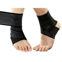 Best Sports Elastic Knee Ankle Elbow Wrist Support Wraps Compression .Elastic material.Customized size. wholesale