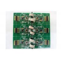 Buy cheap FR4 SMT Circuit Board Custom Electronic Assembly PCB PCBA Green Soldermask from wholesalers