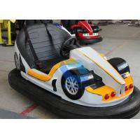 Best Battery Operated Theme Park Bumper Cars 2 Persons Capacity For Adults wholesale