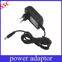 Buy cheap Switching Power Supply, 12W, 12V DC, Used for CCTV Camera, USA Plug, Override from wholesalers