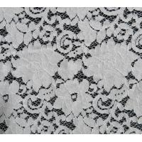 China Cord Lace Fabric on sale