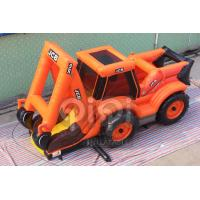 Best Digger Commercial Inflatable Jumping Slide wholesale