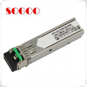 Best 1000BASE-T Single Mode SFP Optical Transceiver / Module GLC-T wholesale