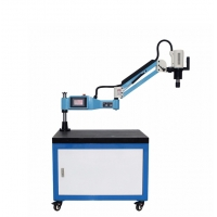 China Flex Arm Pneumatic Electric Tapping Machine For Sale M6-M30 on sale