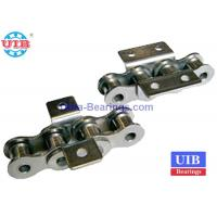 Best Roller Chain Link Transmission Components , Precision Off Set Connect Link wholesale