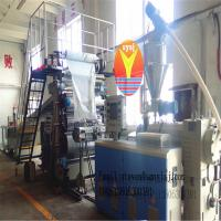 PVC artifical imitation marble board/sheet/panel machine
