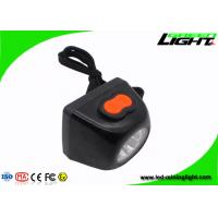 Buy cheap anti-explosive all-in-one structure with safety rope cordless mine cap lights from wholesalers