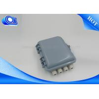 China FTTH Fiber Optic Components Mini Fiber Optic Terminal Box For CATV Networks on sale