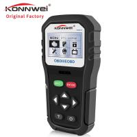 Best Multi - Functional Konnwei Scan Tool KW818 Auto Diagnosis Machine For All Cars wholesale