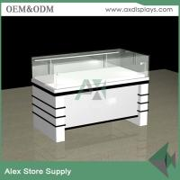Best Ultra glass watches display showcase commercial retail store furniture shop watch wholesale