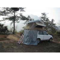 Best Anti Water Car Roof Mounted Tent With 2M Extendable Aluminum Ladder wholesale