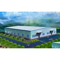 Best Prefabricated Modern Steel Structure Warehouse Design Fabrication Construction wholesale