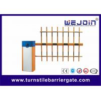 Automatic car Parking Barrier Gate for Highway toll collection