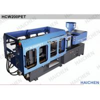 Best PET Plastic Electric Injection Molding Machines With High Speed Pressure Structure wholesale