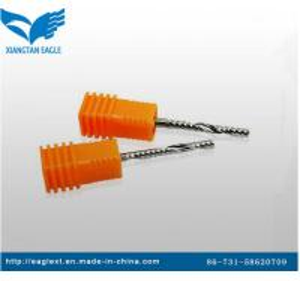 Best One Flute Large Spiral Milling Cutter Bits wholesale