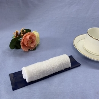 Best Individually Packing White Refreshing Cotton Wet Towel wholesale