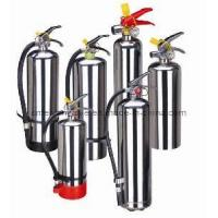 Best Stainless Steel Fire Extinguisher (FY-4007) wholesale