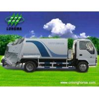 Best Refuse Collector,Trash Vehicle,Container Garbage Truck wholesale