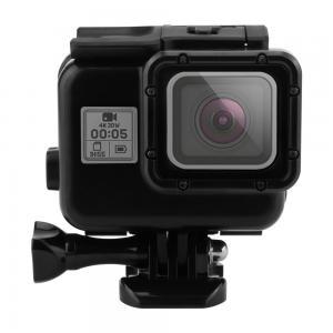Best Go Pro Hero5 Accessories Dark Waterproof Housing With Bracket For GoPro Hero 5 wholesale