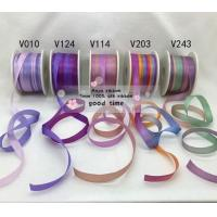Best 7mm 100% pure silk embroidery ribbon wedding ribbon white solid color silk satin ribbon wholesale