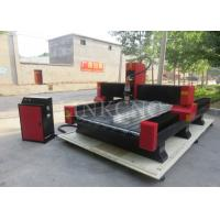 China Welding Lathe CNC Stone Engraving Machine , NC Studio Controller Heavy Duty CNC Router on sale