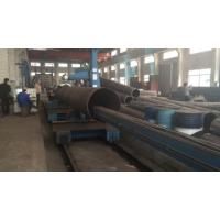 Best 12m  Length CNC Pipe Making Machine With Lincoln Welding Source wholesale