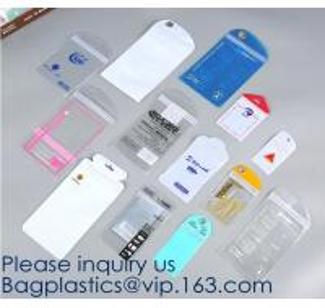 Best Self Sealing PVC Plastic Zip Lock Bag Thick Clear Ziplock Earrings Jewelry Bag Packaging Storage Bags bagease bagplastic wholesale