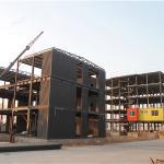 Best Q345 Factory Construction Frame Prefabricated Steel Structure Luxurious Prefab Villa wholesale