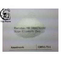 Best Oral Anastrozole / Arimidex CAS 120511-73-1 Raw Powder 99% Purity For Gain Muscle wholesale