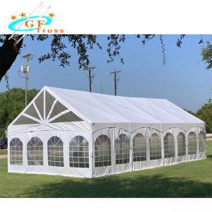 Best Anti - UV 6061 T6 Aluminum Party Tent Quick Installation wholesale