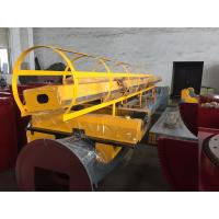 Best Yellow 4040 Pipe Automatic Welding Equipment Moving Revolve For Pressure Vessel wholesale
